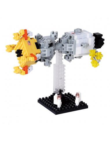 Lunar Landing Nanoblock