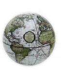 Globe de CASSINI blanc 114 mm