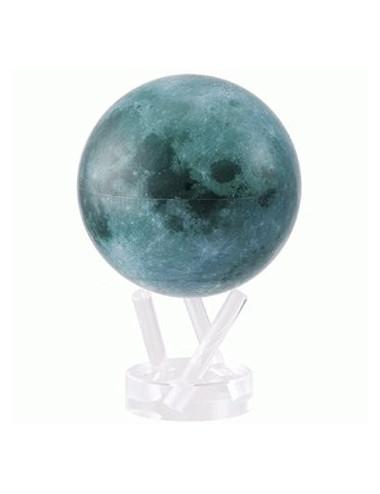 Globe autorotatif Lune 114 mm