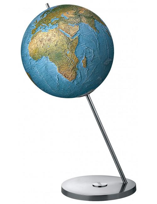 Globe terrestre lumineux DUORAMA 60 Cm magnum pied métal