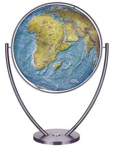 Globe terrestre lumineux magnum DUORAMA 100 cm
