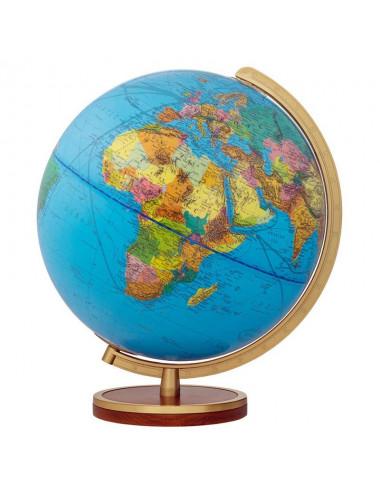 Globe terrestre lumineux Columbus 34cm