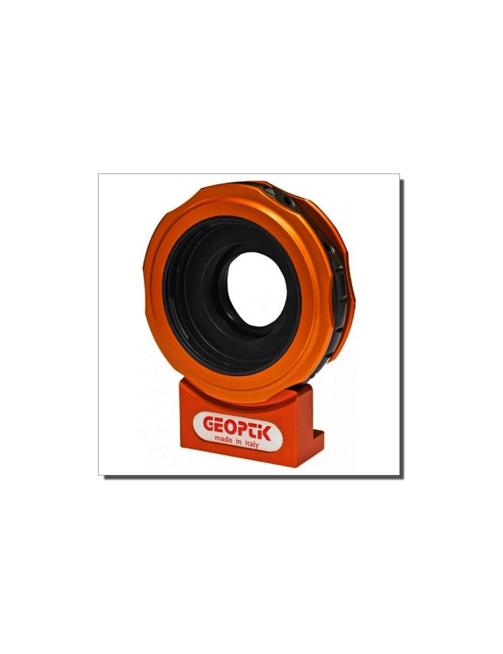 Adaptateur CCD/Objectif Nikon argentique