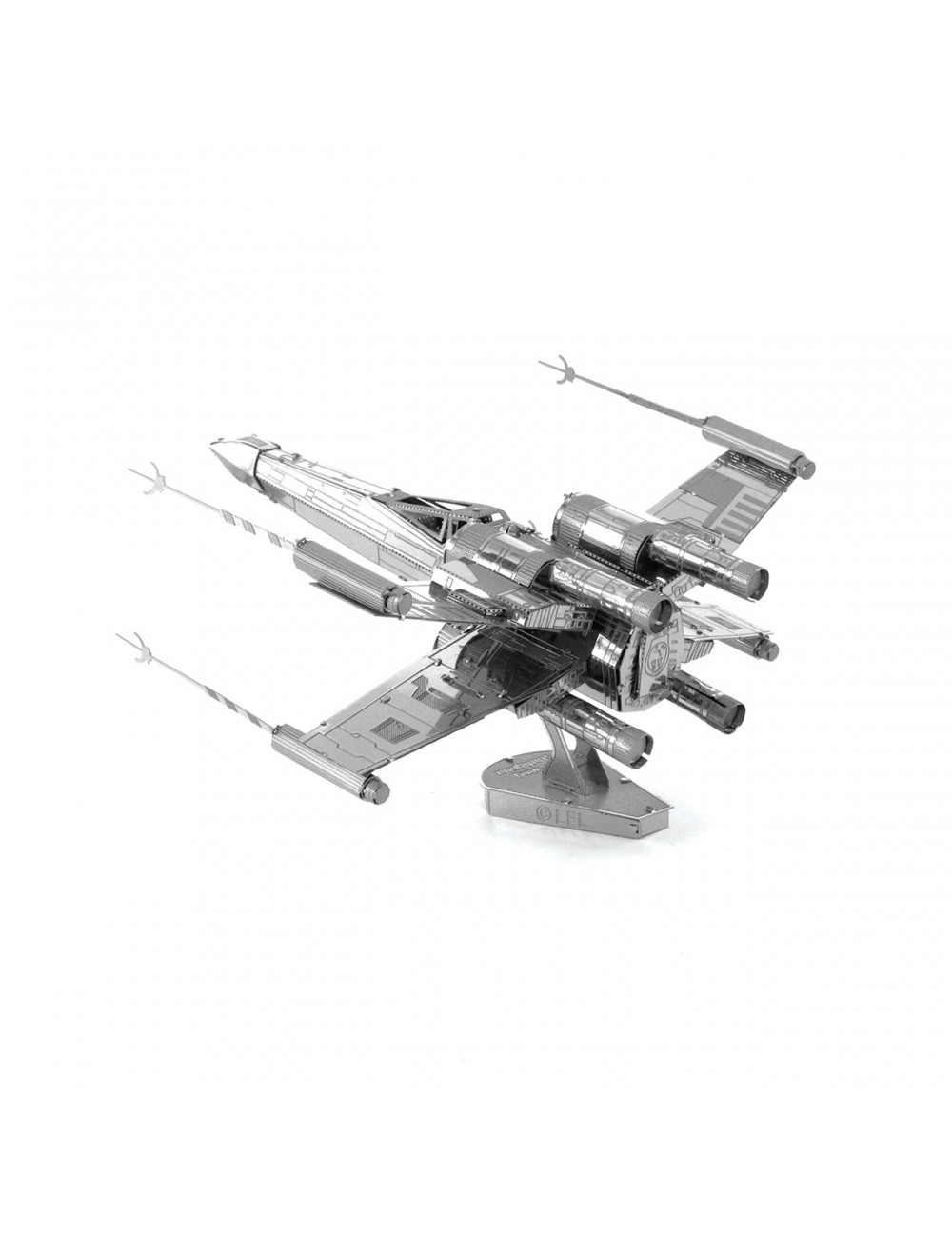 Metal earth X-Wings