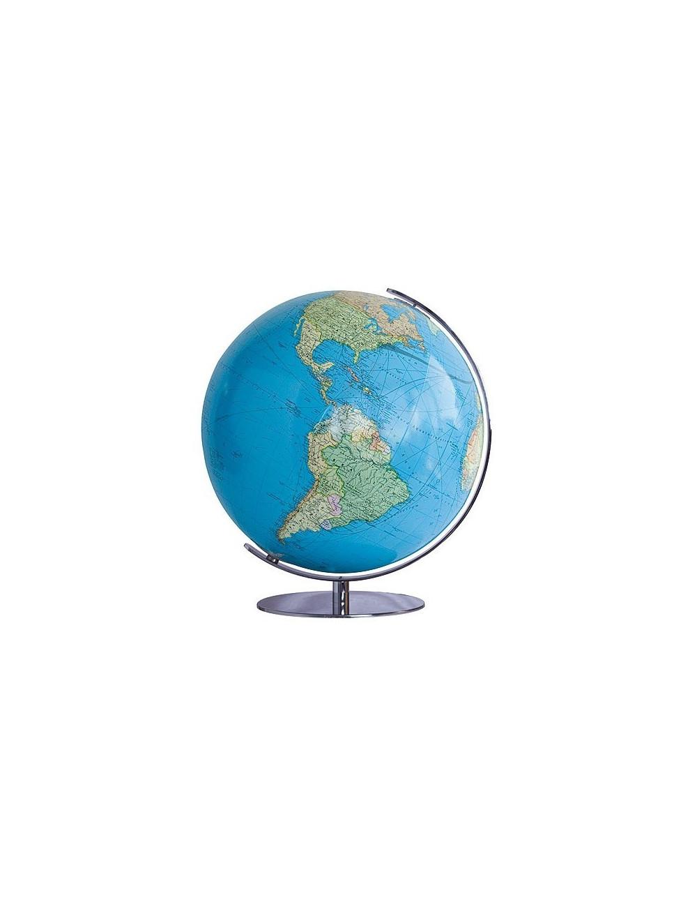 Globe Terrestre lumineux Duo 40cm