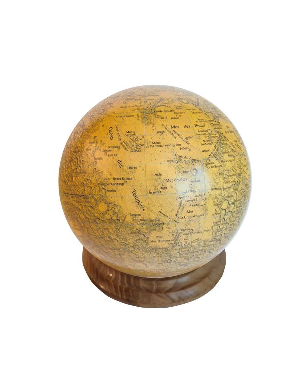 Globe Lunaire 25.5 Cm