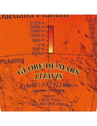 Globe Mars 18.2 Cm