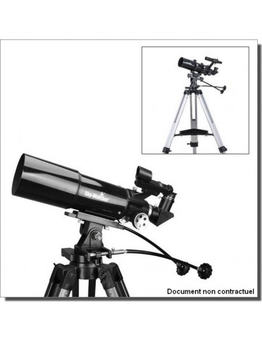 Lunette astronomique Sky-Watcher 80/400 AZ3