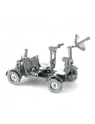 Métal Earth Lunar rover