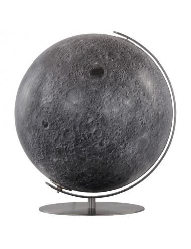 Globe de la Lune lumineux
