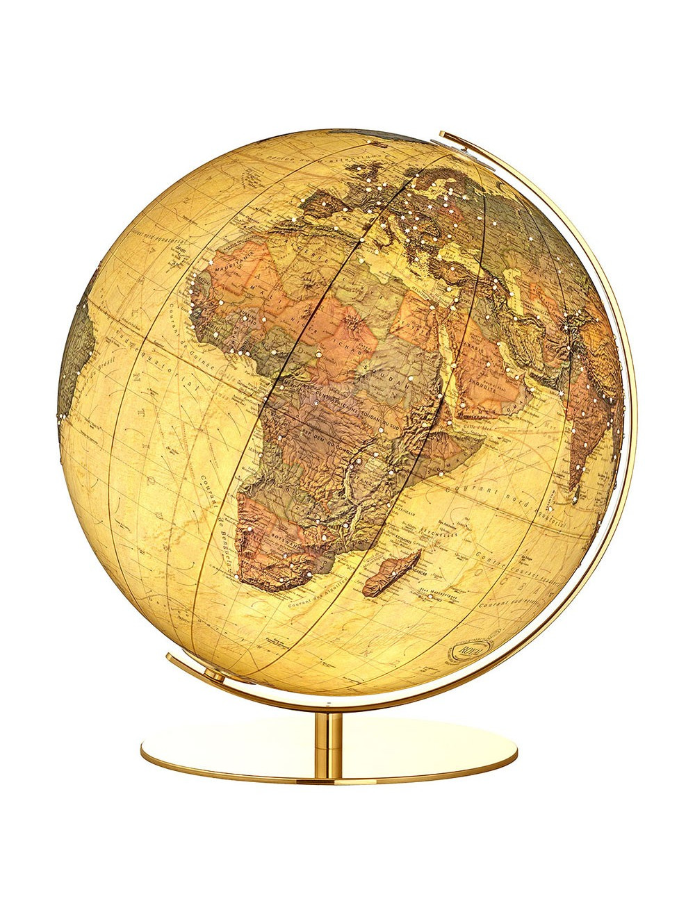 Globe ROYAL Swarovski 40 Cm