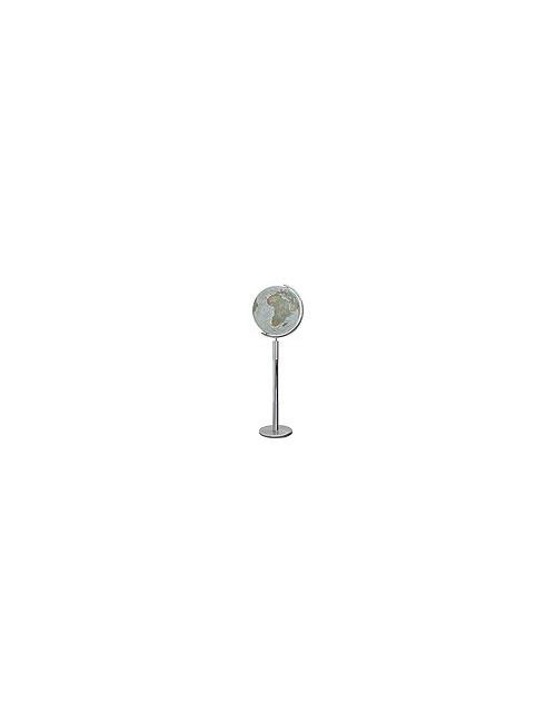 Globe Cristal sur pied acier ALBA 40cm Anglais