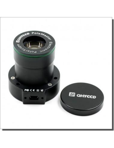 Camera QHY Polemaster avec adaptateur