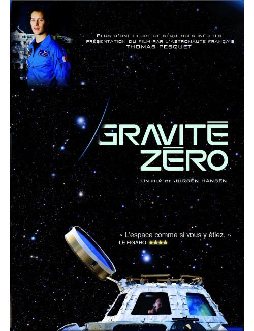 DVD Gravité Zéro