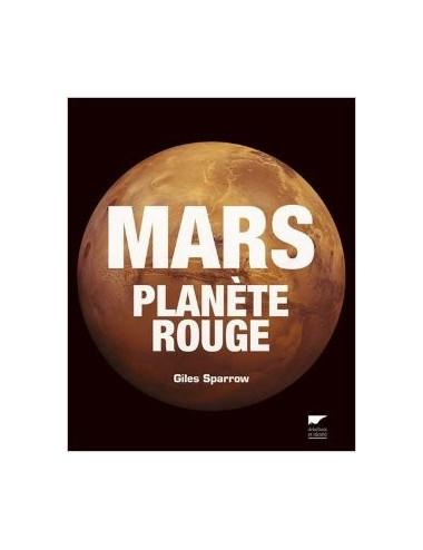 Mars planète rouge