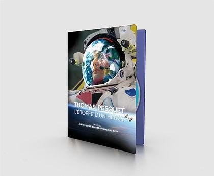 DVD L'étoffe d'un héros T. Pesquet
