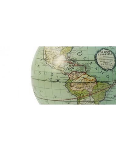 Globe de cassini vert 114mm