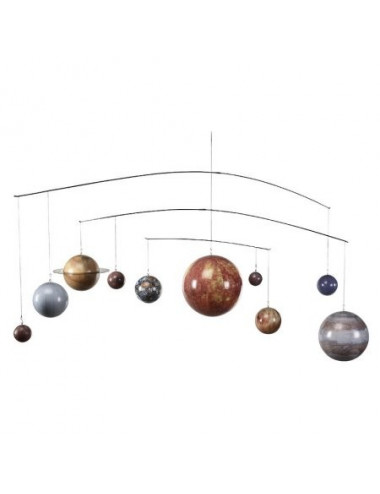 Globe mobile Système Solaire