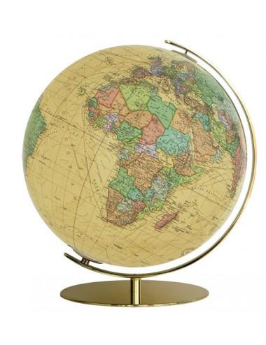 Globe cristal méridien plat ROYAL 40
