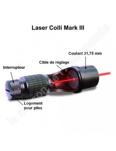 Laser de collimation Baader Mark III