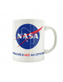 Mug NASA failure is not an option