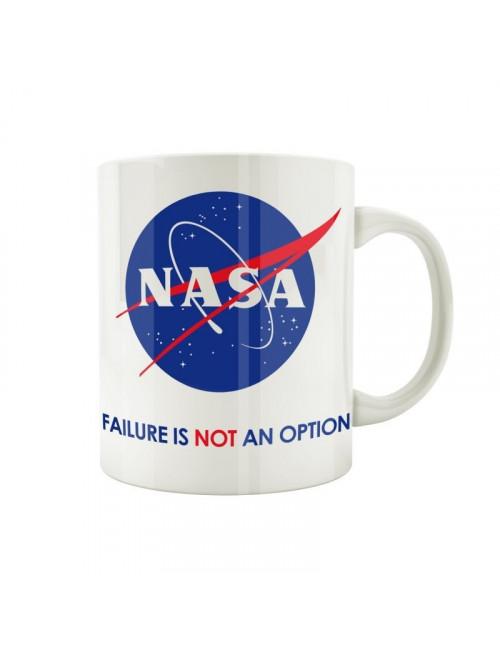 Mug NASA failure is not an option