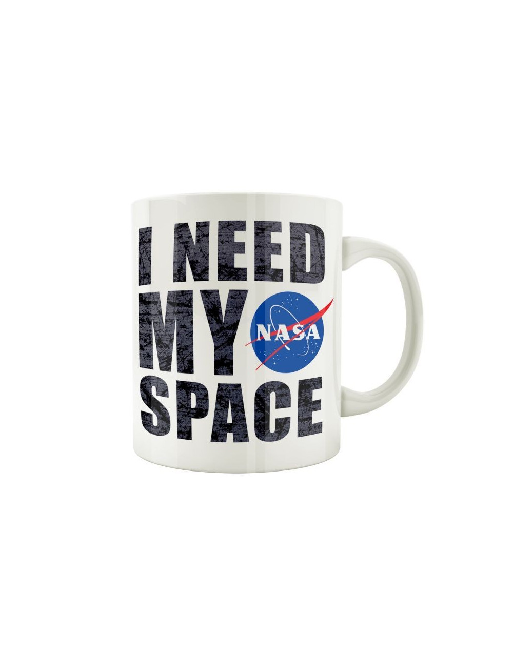 Mug NASA I need my space