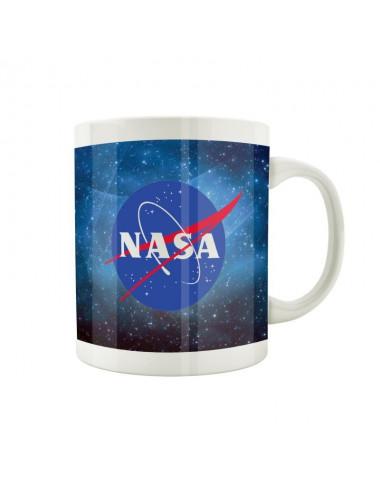 Mug NASA logo bleu