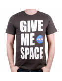T-Shirt NASA - Anthracite - give me space