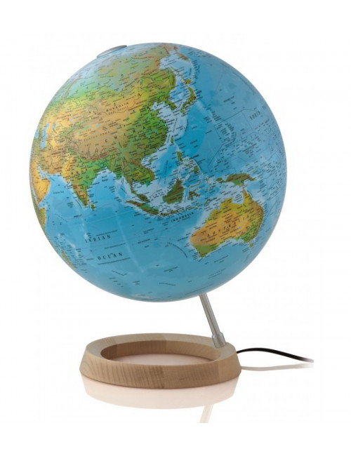 GLOBE Full circle Bleu 30 cm