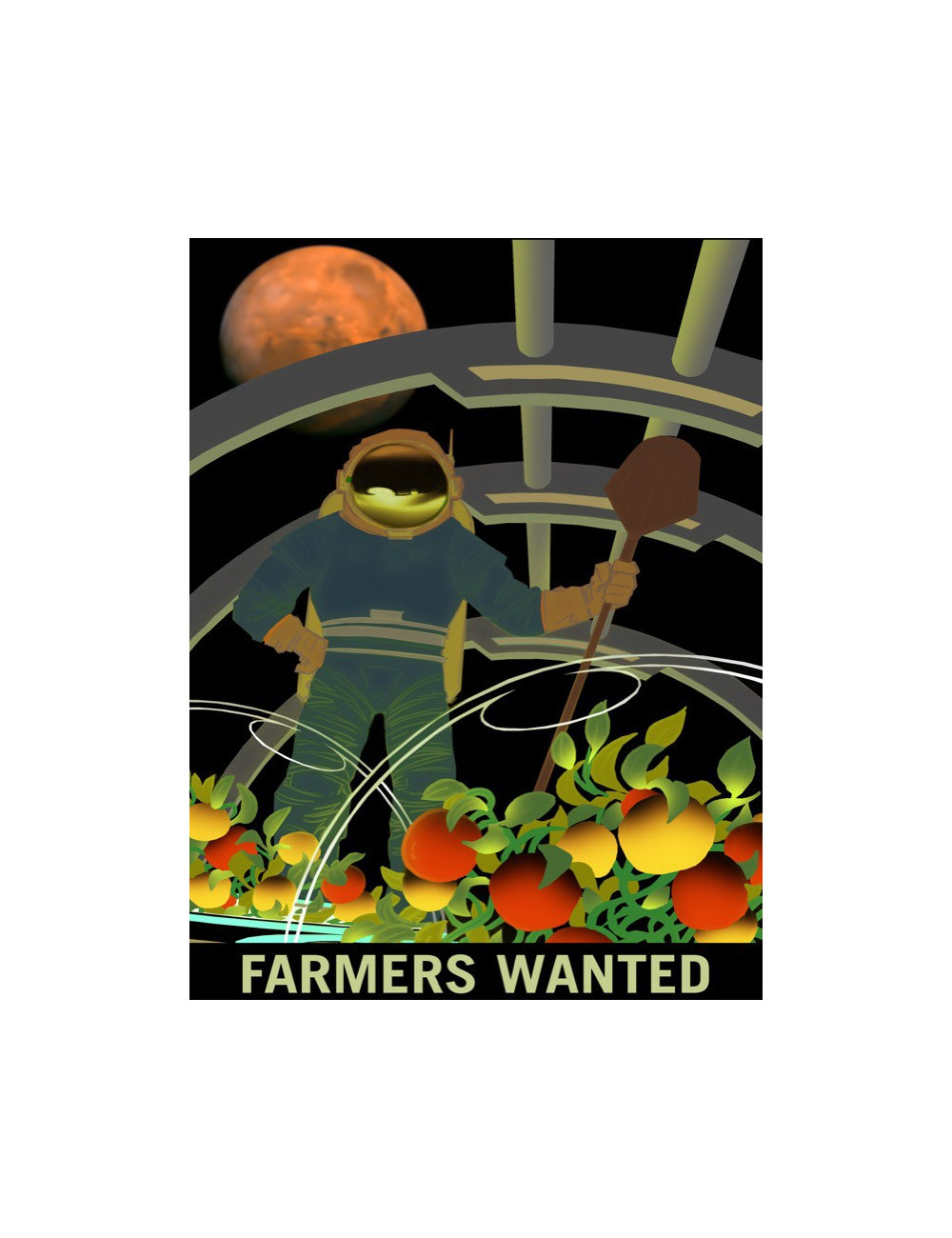 Puzzle Farmers wanted 500 pièces