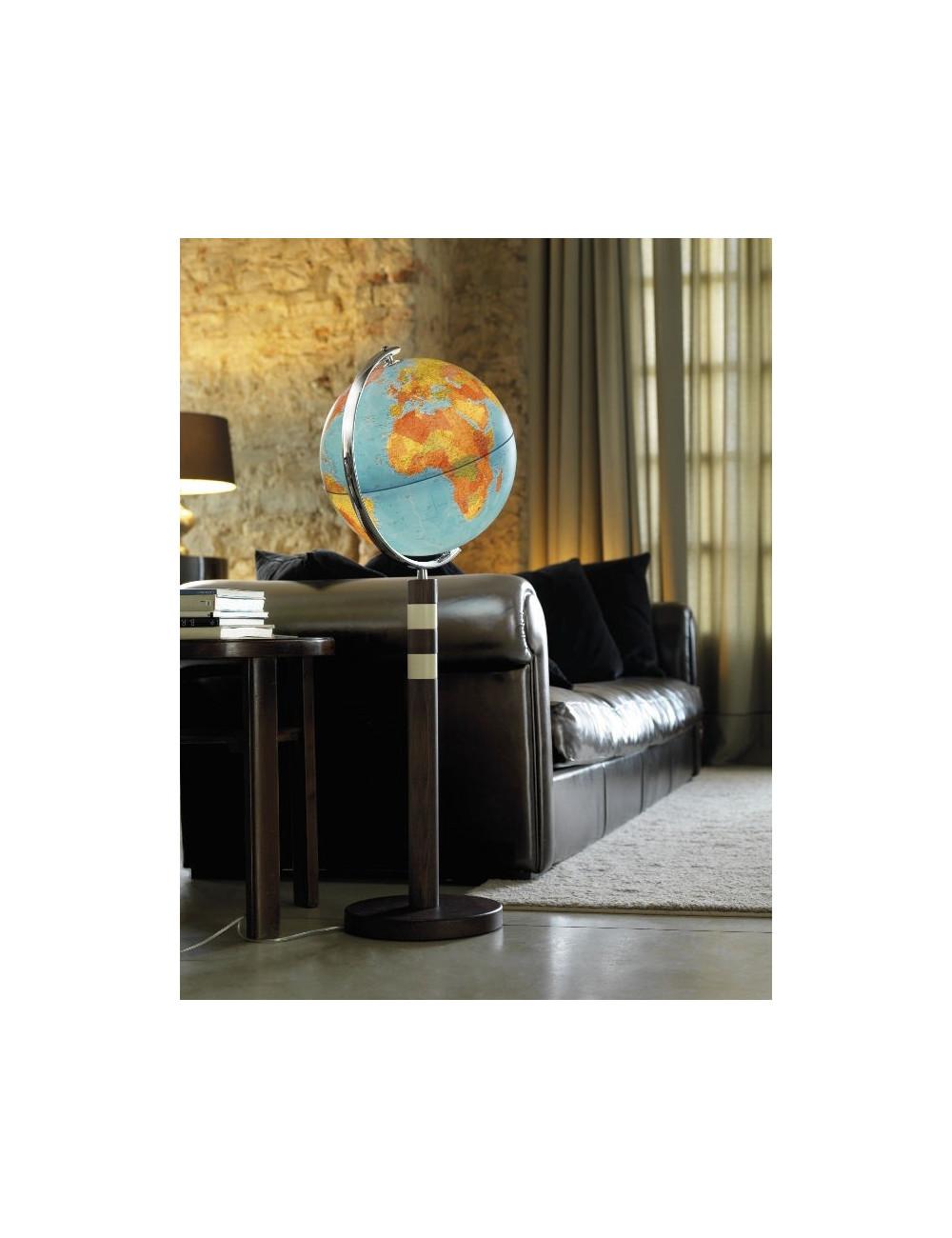 Globe Bleu TWIN 40 cm