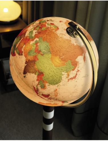 Globe beige 40 cm TWIN