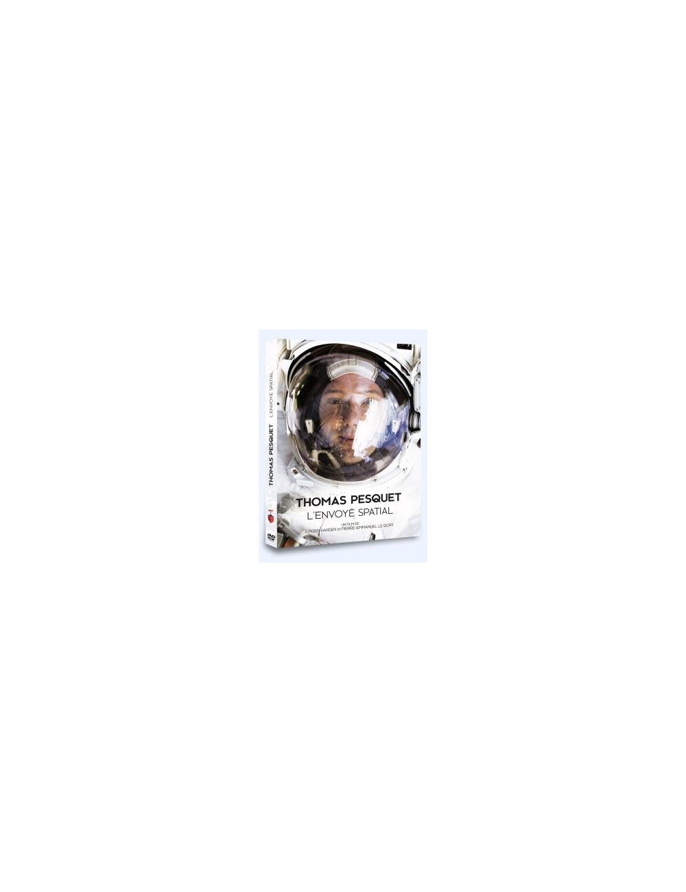 DvD T. PESQUET, l'envoyé spatial