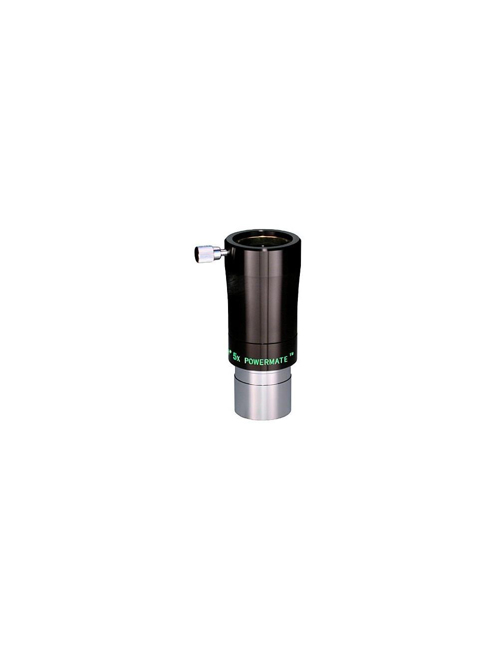 Lentille de Barlow Tele Vue Powermate 5x - Ø 31,75 mm