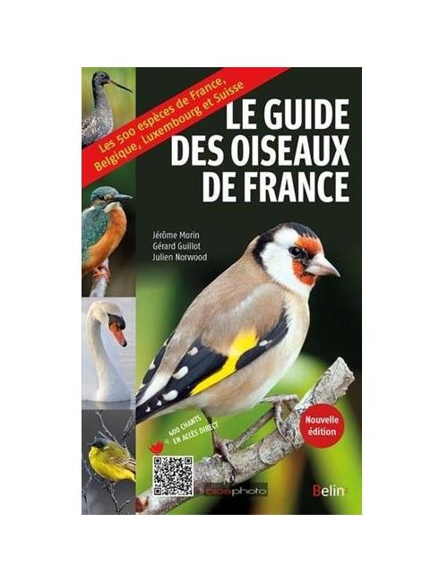 Le Guide des Oiseaux en France