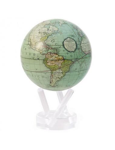Globe de cassini vert 152 mm