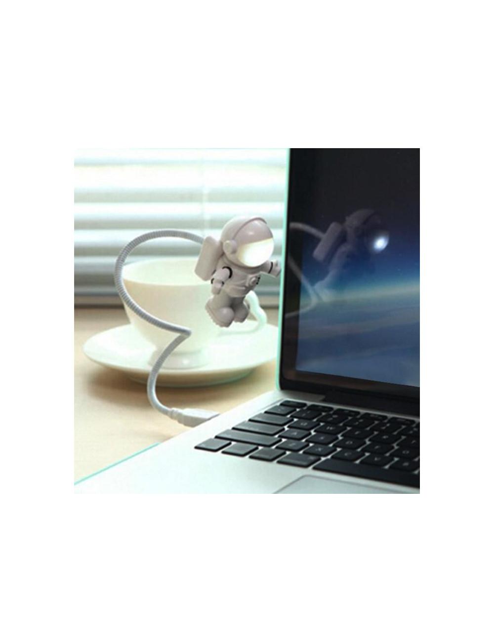 Lampe Astronaute ordinateur