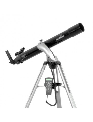 Lunette astronomique Sky-Watcher 80/900 AZ SynScan Goto