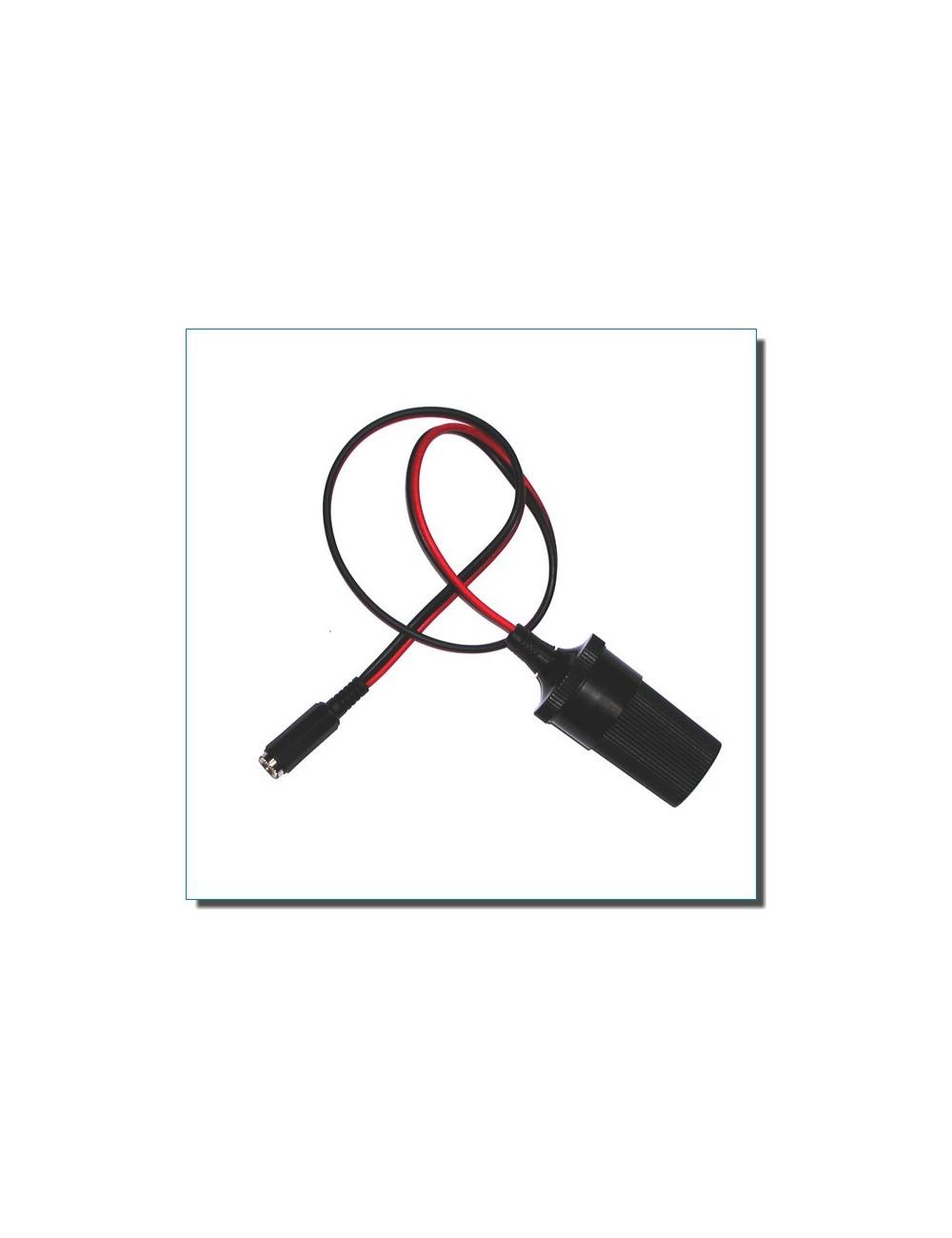 Câble 12 Volts allume-cigare/Jack 5.5-2.5mm