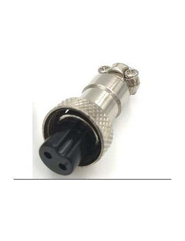 Connecteur d'alimentation vissant pour AZ-EQ5, AZ-EQ6 et EQ6-R
