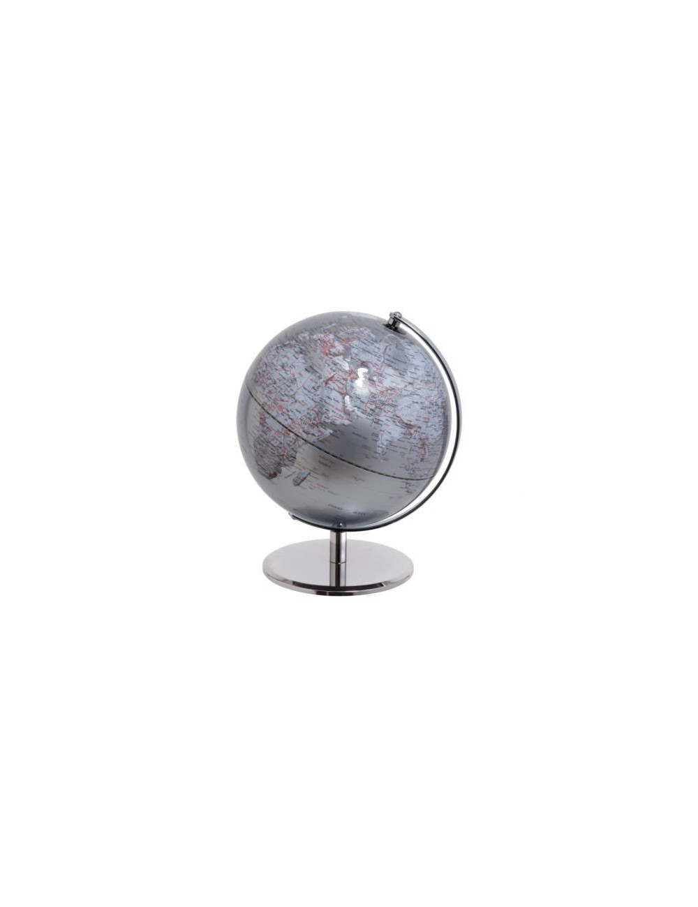 Globe 13 cm Argent
