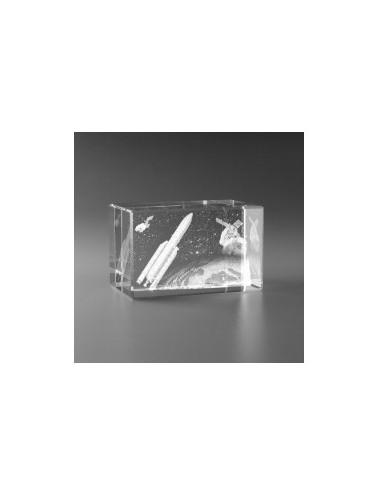 FUSEE bloc 3D 50x80x50mm