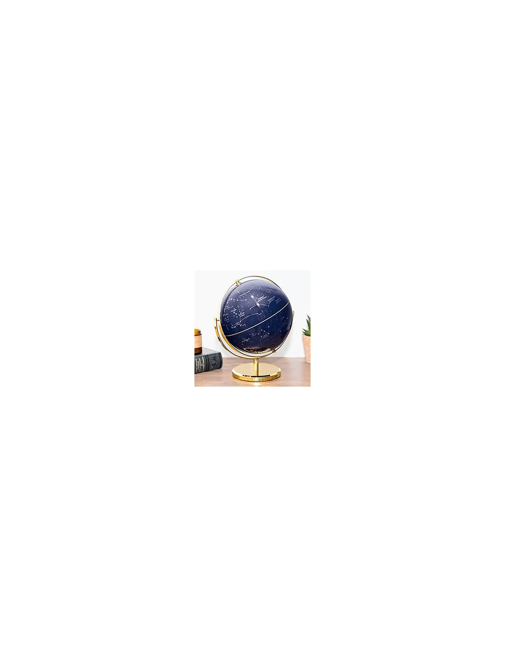 Globe tournant basculant NIGHT SKY 20cm