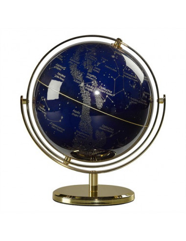 Globe tournant basculant NIGHT SKY 20cm