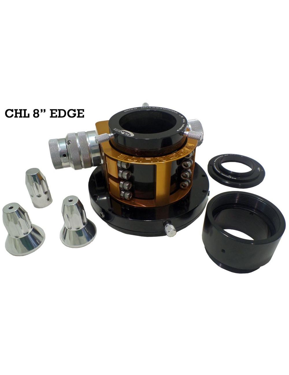 Porte-oculaire Crayford CHL 2,5 pour C8 Edge HD Moonlite