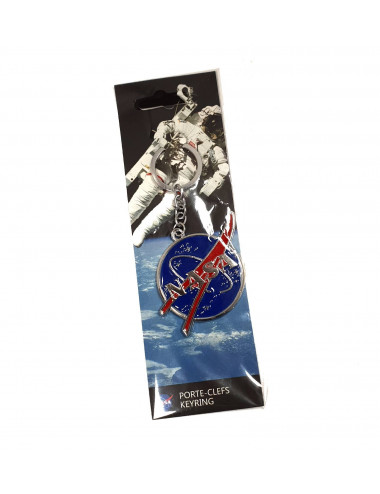 Porte clefs Logo NASA