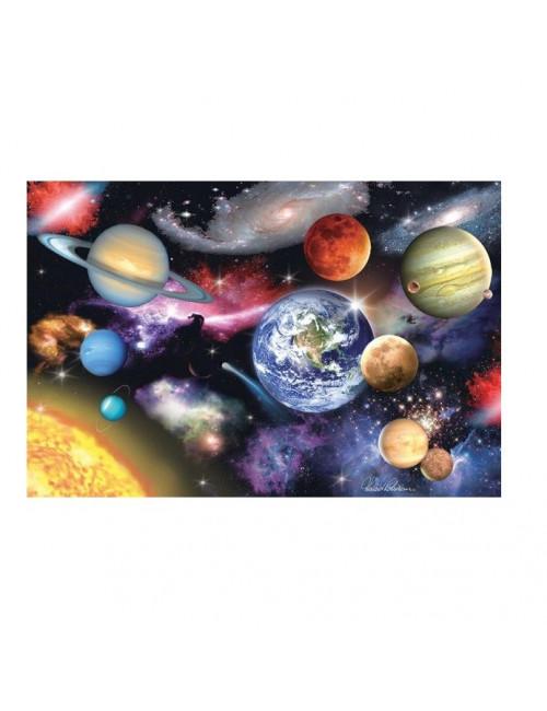Puzzle 3D Systeme solaire 150 pces