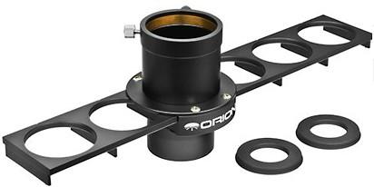 Barrette porte-filtre 50,8 mm 6 filtres