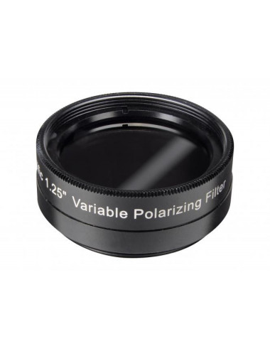 Filtre polarisant variable 31,75mm Explore Scientific
